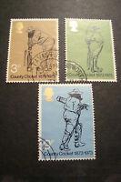 GB 1973 Commemorative Stamps~Cricket~Fine Used Set~UK Seller