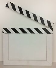 Movie Clapper Board, Camera Scene Slate, Clapboard