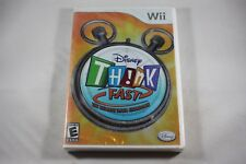 Disney Think Fast (Nintendo Wii) NEW Factory Sealed Near Mint