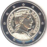 Lettland 2 Euro Münze / Kursmünze 2019