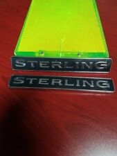 Xc45-1620948-Aa by Sterling-L&R- Name Plates