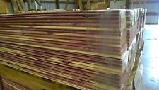 "432 sq ft Aromatic Cedar Closet Liner 1/2"" Tongue & Groove Paneling 48"" lengths"