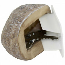 Fake Hide A Key Outdoor Rock Stone Looks Real Hide It In Garden Home Security
