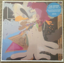 THE HERMS Drop Out vol 1 LP NEW Matthew Lutz oh sees bare wires white fence PUNK