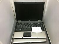 "Lot of 2 HP Compaq 6535b Laptops 14.1"" AMD Athlon x2 Dual Core QL-62 For Parts"
