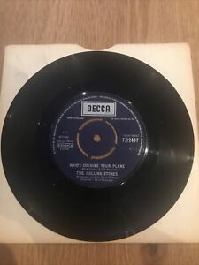 """Rolling Stones – Have You Seen Your Mother Baby 1966 7"""" Decca F 12497"""