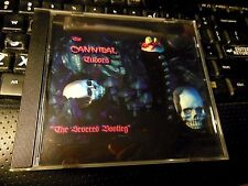 The Severed Bootleg by The Cannibal Tudors (CD 2009) celtic sea shanty pirates