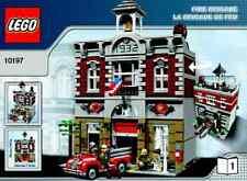 BNIB RETIRED LEGO FIRE BRIGADE STATION 10197 MODULAR goes with 10185 10182 10224