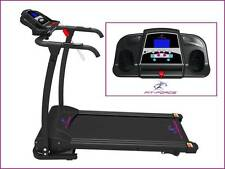 Fit-Force Cinta de correr Plegable 1500W, 14 km/h - Negro