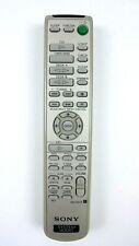 🔥    SONY RM-SX15  ORIGINAL REMOTE CONTROL    (A6)