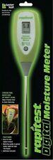 Luster Leaf 1825 Rapitest Digital Soil Garden Plant Moisture Meter Sensor Tester