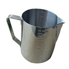 Candle Making Pot for Melting Wax Soap 900mL Stainless Steel Pitcher Jug Mug