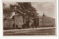 Walsall Blue Coat School 1920s/1930s RP Postcard 128c
