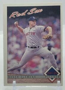 1993 O-Pee-Chee #259 Roger Clemens