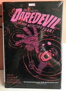 Marvel There Goes Daredevil The Man Without Fear Hardback By Mark Waid Vol 3