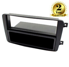 CT24MB01 Car Stereo Radio Fascia Panel For Mercedes Benz CLK (W209) 2002-2004