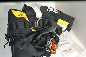 PETZL HARNESS AVAO BOD CROLL FAST INTERNATIONAL VERSION C71CFA 1U SIZE 2 (NEW)