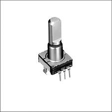 5 pcs. EC11E15244G1 Incremental Encoder Alps  Drehgeber mit Schalter stehend #BP