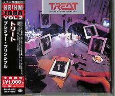 TREAT-THE PLEASURE PRINCIPLE-JAPAN CD Ltd/Ed B63