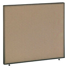 "Bush Propanel System Privacy Office Panel 42 7/8""H x 48""W Harvest Tan - PP42548-"