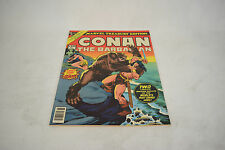 Marvel Treasury Edition 19 1978 NM- Conan The Barbarian Savage Sword 4 6