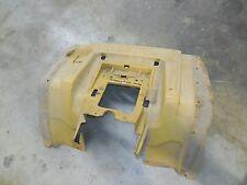 yamaha kodiak 400 yfm400 yellow plastic rear back fender fenders plastics 1995