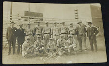 1915-1925 - CORLYVILLE - BASEBALL TEAM - POSTCARD - ORIGINAL