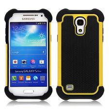 Housses et coques anti-chocs jaunes pour téléphone mobile et assistant personnel (PDA)