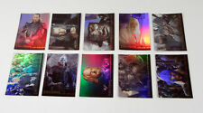 2003 Topps Lord of the Rings Return of the King Promo Card Set (10) Nm/Mt
