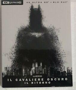 IL CAVALIERE OSCURO IL RITONO 4K ART EDITION (4K ULTRAHD+BLU RAY)NUOVO SIGILLATO