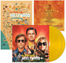 Once Upon A Time In Hollywood OST Exclusive Yellow 2x Vinyl LP With Poster Map