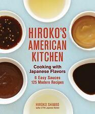 Hiroko's American Kitchen: Cooking with Japanese Flavors, Shimbo, Hiroko, Good B