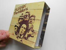 BOB MARLEY & THE WAILERS BURNIN' EMPTY BOX FOR JAPAN MINI LP CD   G02