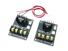2pcs Monoprice Maker Select MOSFET Board 3D Printer Heated Bed Module i3 Heatbed