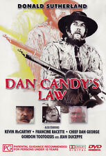 DAN CANDY'S LAW Donald Sutherland DVD  All Zone