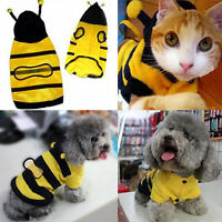 EG_ Fashion Pet Hoodie Clothes  Fancy Puppy Apparel Costume Cat Dog Coat Outfit