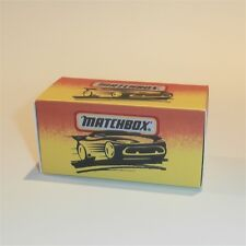 Matchbox Superfast 73 Jeep Cherokee empty Repro O style Box