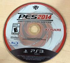 Pro Evolution Soccer 2014 (Sony PlayStation 3, 2013) DISC ONLY 6457