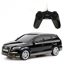 Audi Q7 Remote Control Toy Car Radio Rc Gift Suv 4Wd 4x4 Lights Off Road 1:24