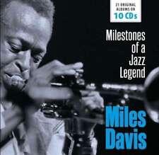 Davis Miles - Milestones Of A Jazz Legend NEW CD