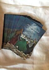 Vintage Christmas Nativity Manger Cards Bible Scripture Envelopes New Lot Of 25