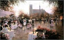 A Wedding Party, Christa Kieffer, Limited Edition Lithograph, # 438/1250 w/COA