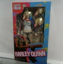 BANDAI 2016 SUICIDE SQUAD HARLEY QUINN 6 INCH ACTION FIGURE New In Box Joker