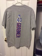 New York Rangers Michael Grabner Shirt XL Extra Large Fanatics