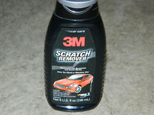1 BOTTLE 3M 39044 AUTO PAINT SCRATCH REMOVER FIX SCRATCHES SWIRL MARKS & STAINS