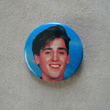 Vintage Button-Up 1989 Nkotb New Kids on the Block Pin 1.5 Inches Jonathan