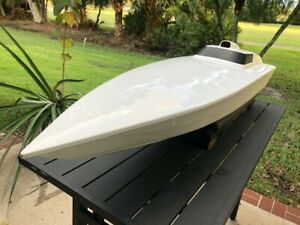 RC Gas Boat WareHouse Hobbies Enforcer Bonzi Sports 57 Magnum  NO RESERVE RTR SS