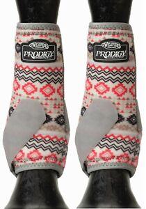Weaver Leather Original Prodigy Performance Athletic Boots 2 Pack Crimson Aztec