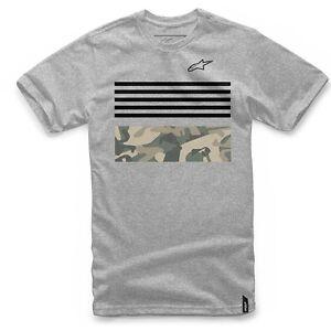 Alpinestars Pressure T-Shirt (M) Athlétique Heather