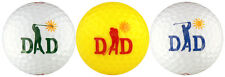 Swinging Dad Golf Ball Gift Set